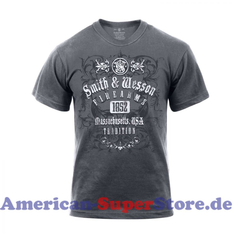 Smith & Wesson Firearms Tradition T-Shirt