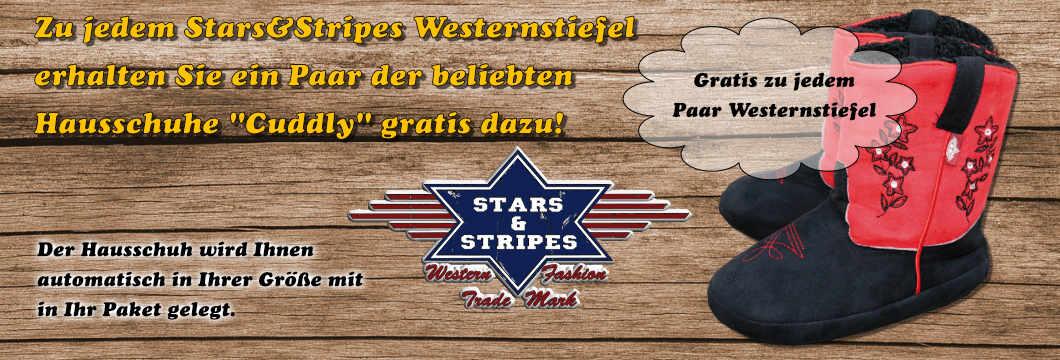 Werbung Westternstiefel
