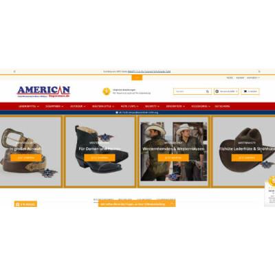 Neuer Shop ist online ... -