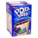 1x8 Kelloggs PopTarts FROSTED Blueberry