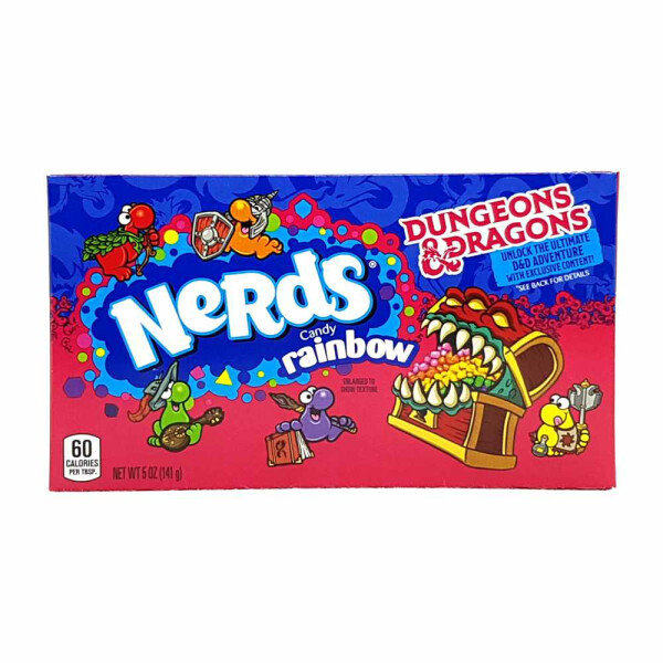 Nerds Rainbow Candy, 141,7 g