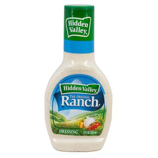 Hidden Valley Ranch Salat Dressing, 236ml USA