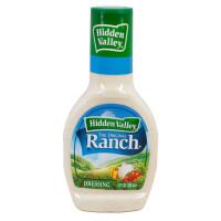 Hidden Valley Ranch Salat Dressing, 236ml USA