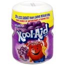Kool Aid Barrel Grape, Sugar-Sweetend Soft Drink Mix