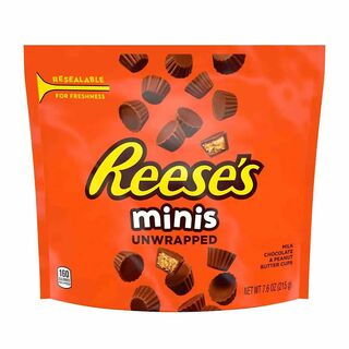 Reeses Peanut Butter Cups Minis - 226 g