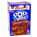 1x8 Kelloggs Pop Tarts, Frosted Chocolate Fudge