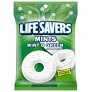 Tüte Lifesavers Wint-O-Green, Candy, Bonbon (177g)