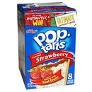 1x8 Kelloggs PopTarts Strawberry frosted