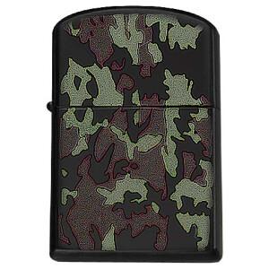 Benzin-Sturmfeuerzeug, woodland camouflage