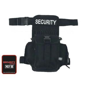 "Hüft-, Oberschenkeltasche, ""SECURITY"",..."