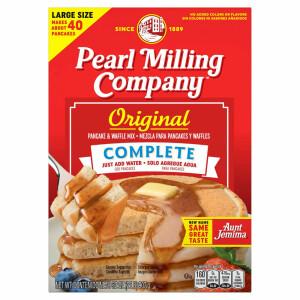 (907g) Aunt Jemima Original Complete Pancake & Waffel...