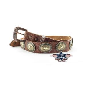 Leder Hutband, Braunes Hut Band für Strohhut...