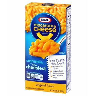 Kraft Macaroni & Cheese Dinner, 206g