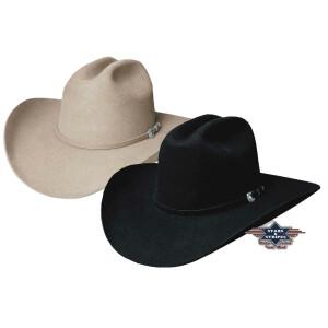 """Filzhut, Westernhut, Cowboyhut """"APPALOOSA""""..."""