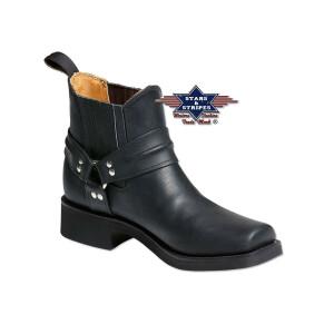 Herren Stiefel, Western Biker Boots, Westernstiefel...