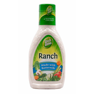 Wishbone Ranch Dressing, 237ml (MHD 01.11.2021)