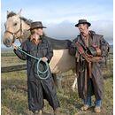 Scippis Stockman Coat Cowboy Staubmantel Reitmantel...