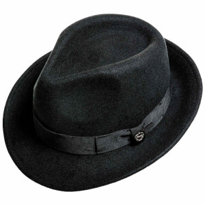 """Filzhut Wollhut """"Duke"""" mit breitem Hutband der..."""