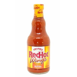 Franks Red Hot Wings Buffalo Sauce, 354 ml