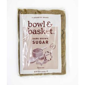Shoprite Bowl & Basket Dark Brown Sugar 907g