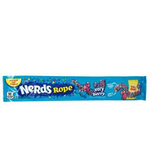 Nerds Rope Very Berry, 26g