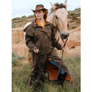 Damen/Herren Outdoor-Mantel, Flinders Riding Coat von...